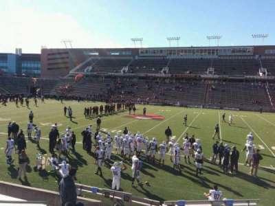 Princeton Stadium, section: 25, row: 11, seat: 15