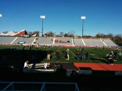 Villanova Stadium, section: se, row: 7, seat: 22