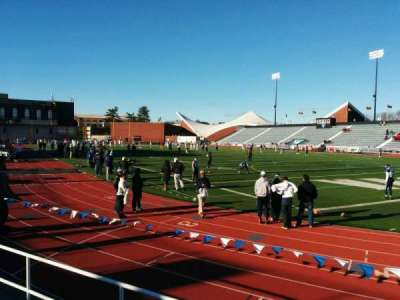 Villanova Stadium section sh