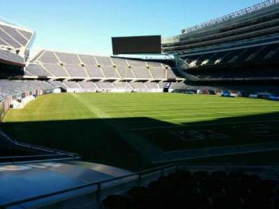 Soldier Field section 126