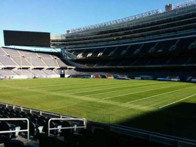 Soldier Field section 131