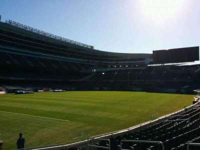 Soldier Field, section: 146, row: 11, seat: 16