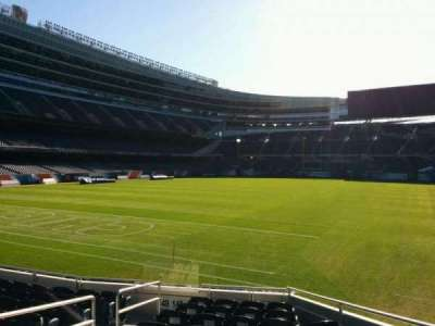 Soldier Field, section: 148, row: 10, seat: 4