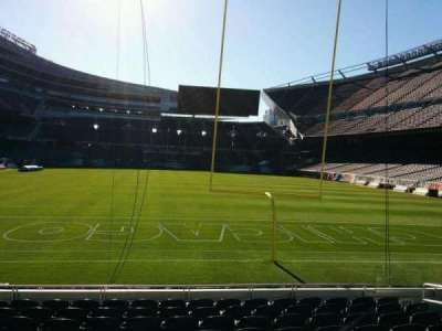 Soldier Field, section: 152, row: 10, seat: 10