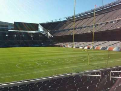 Soldier Field, section: 153, row: 10, seat: 8