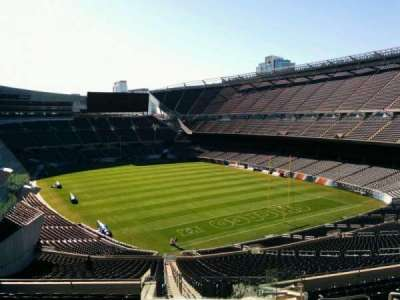 Soldier Field, section: 356, row: 12, seat: 10