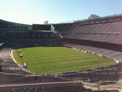 Soldier Field, section: 355, row: 12, seat: 10
