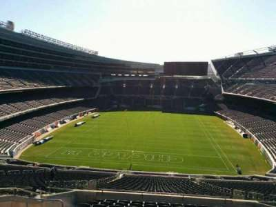 Soldier Field, section: 351, row: 12, seat: 11