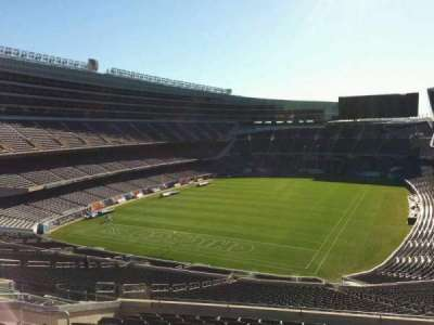 Soldier Field, section: 349, row: 12, seat: 15