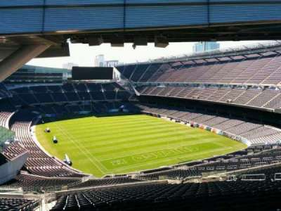 Soldier Field, section: Kapow Terrace