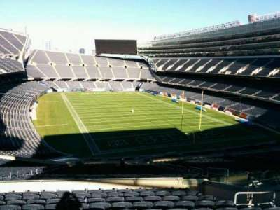 Soldier Field, section: 325, row: 11, seat: 12