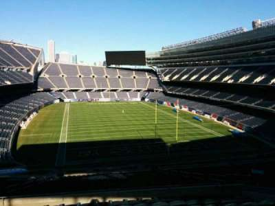 Soldier Field, section: 324, row: 10, seat: 13