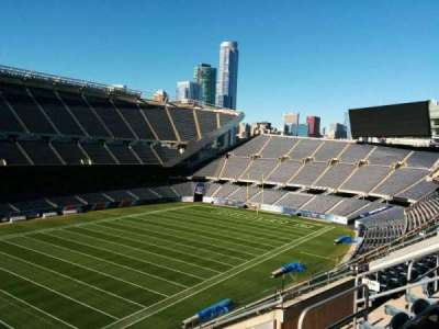 Soldier Field, section: 315, row: 11, seat: 10