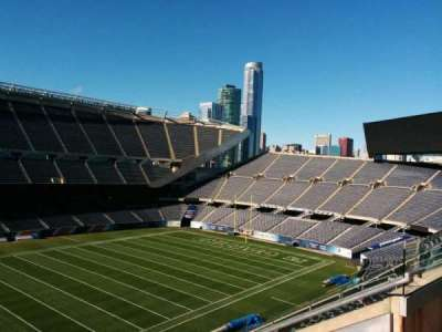 Soldier Field, section: 312, row: 9, seat: 10