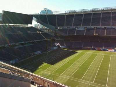 Soldier Field, section: 310, row: 8, seat: 8
