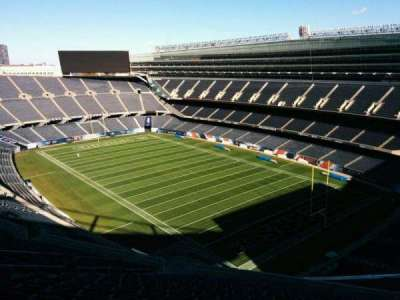 Soldier Field, section: 429, row: 19, seat: 12