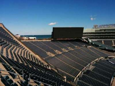 Soldier Field, section: 442, row: 19, seat: 11