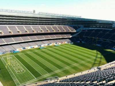 Soldier Field, section: 443, row: 19, seat: 10