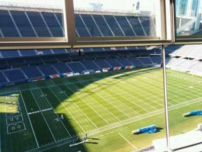 Soldier Field, section: b39