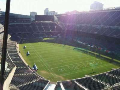 Soldier Field, section: b01