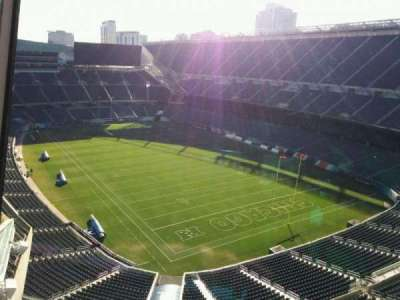 Soldier Field, section: b1