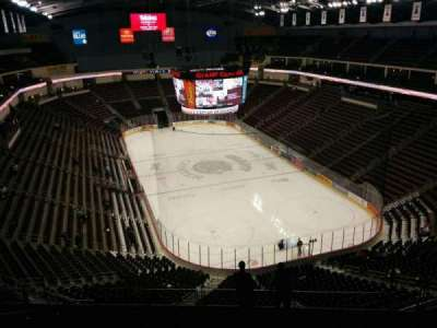 Giant Center, section: 225, row: l, seat: 4
