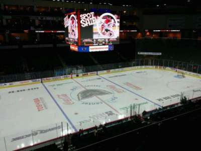 PPL Center, section: 205, row: 4, seat: 12