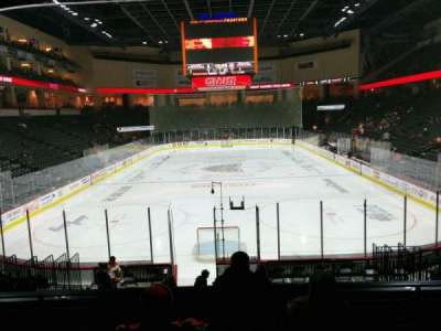 PPL Center, section: 110, row: 16, seat: 8