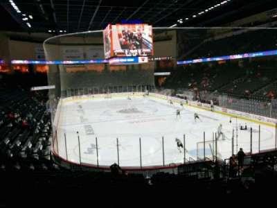 PPL Center, section: 111, row: 18, seat: 11