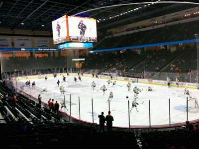 PPL Center, section: 112, row: 15, seat: 11