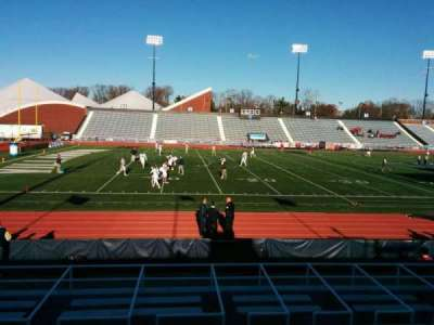 Villanova Stadium, section: sb, row: 15, seat: 23