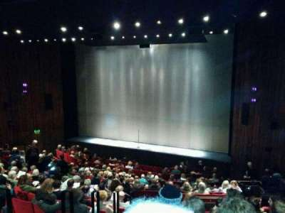 Abbey Theatre, section: 4, row: s, seat: 31