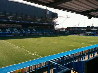 Cardiff Arms Park, section: 15, row: d, seat: 25