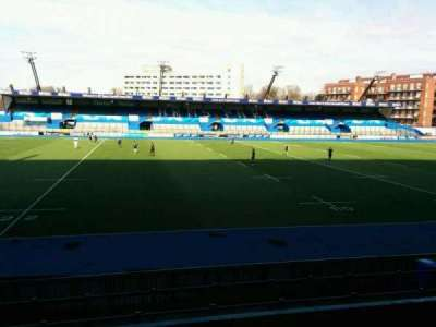 Cardiff Arms Park, section: 4, row: f, seat: 28