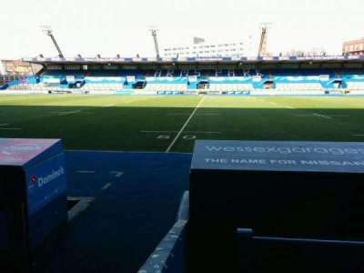 Cardiff Arms Park section Standing 3