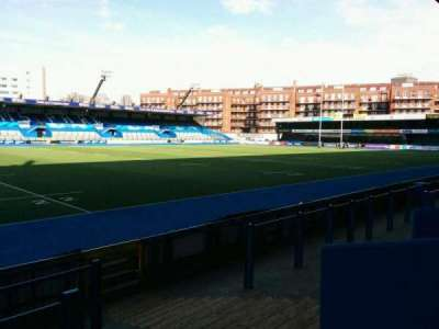 Cardiff Arms Park section Standing 5