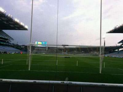 Cardiff Arms Park, section: 19, row: e, seat: 1