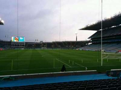 Croke Park, section: 320, row: p, seat: 16