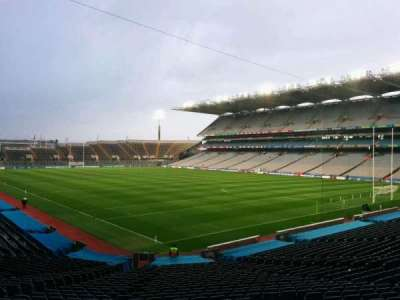 Croke Park, section: 323, row: hh, seat: 21