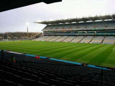 Croke Park, section: 326, row: rr, seat: 26