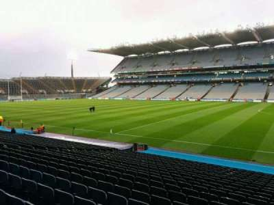 Croke Park, section: 328, row: y, seat: 19
