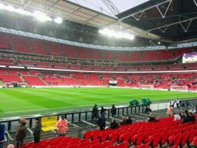 Wembley Stadium, section: 124, row: 13, seat: 51