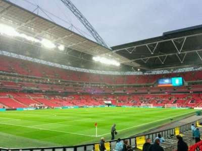 Wembley Stadium, section: 128, row: 14, seat: 184
