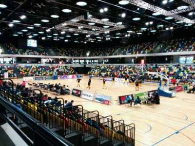 Copper Box Arena section 110