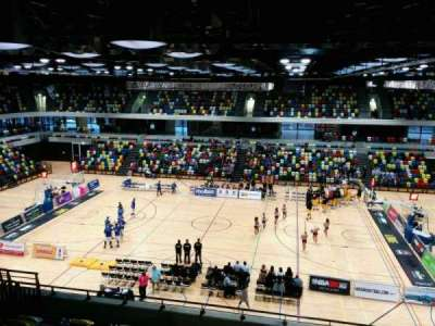 Copper Box Arena section 211