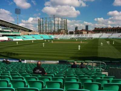 Kia Oval, section: 1, row: 24, seat: 33