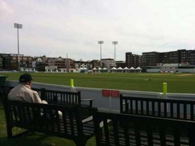 County Cricket Ground (Hove) section ga