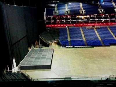 The O2 Arena, section: 401, row: d, seat: 473