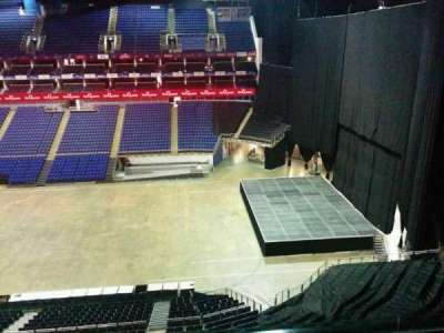 The O2 Arena, section: 421, row: d, seat: 961
