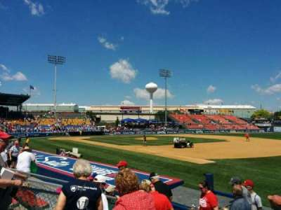 FirstEnergy Stadium (Reading), section: right 4, row: 8, seat: 12
